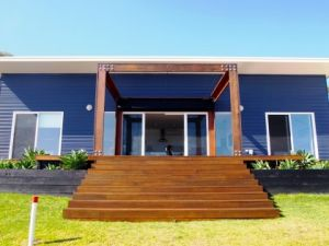 Blue Shack - Accommodation Coffs Harbour