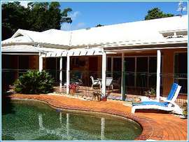 Tropical Escape Bed  Breakfast - Accommodation Coffs Harbour