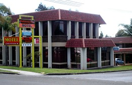 Park Haven Motor Lodge - Accommodation Coffs Harbour