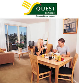 Quest On Chapel - Accommodation Coffs Harbour