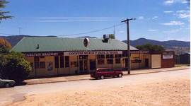 CORRYONG HOTEL/MOTEL - Accommodation Coffs Harbour