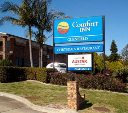 Comfort Inn Glenfield - Accommodation Coffs Harbour