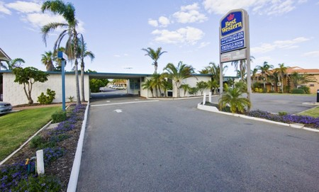 Best Western Hospitality Inn Geraldton - Accommodation Coffs Harbour