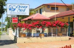 Ocean Park Motel and Holiday Apartments - Accommodation Coffs Harbour