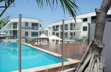 Bayview Beachfront Apartments - Accommodation Coffs Harbour