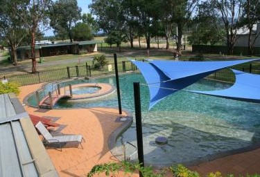 Valley Vineyard Tourist Park - Accommodation Coffs Harbour