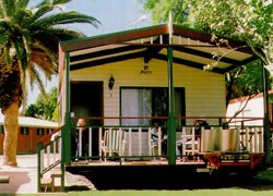 Swan Hill Riverside Caravan Park - Accommodation Coffs Harbour