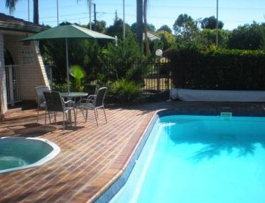 Tamworth Motor Inn - Accommodation Coffs Harbour
