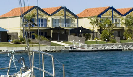 Port Lincoln Waterfront Apartments - Accommodation Coffs Harbour