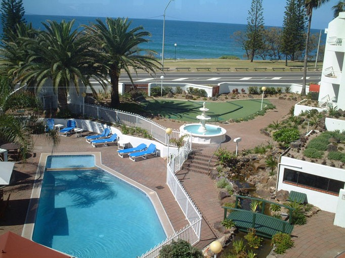 Alexandria Apartments - Accommodation Coffs Harbour