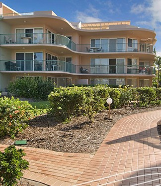 Surfside On The Beach - Accommodation Coffs Harbour