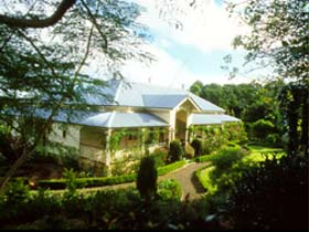 The Falls Rainforest Cottages - Accommodation Coffs Harbour