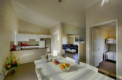 Middle Rock Holiday Resort - Accommodation Coffs Harbour