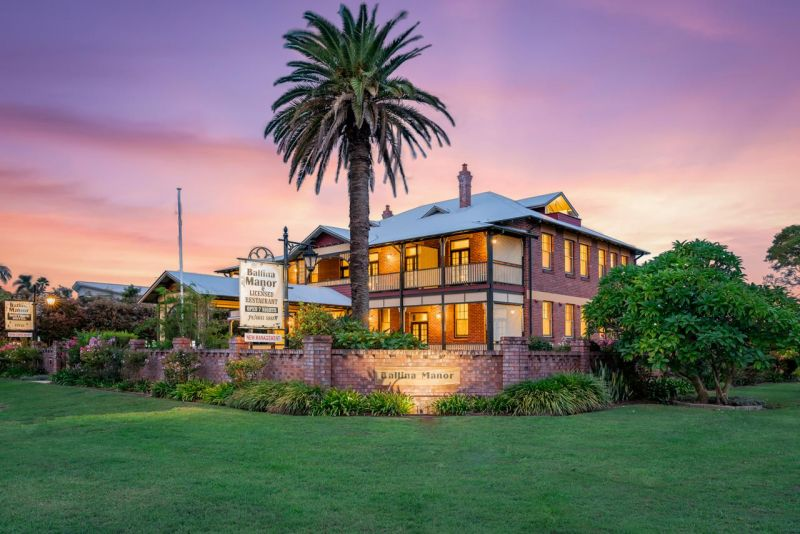 Ballina Manor Boutique Hotel  - Accommodation Coffs Harbour