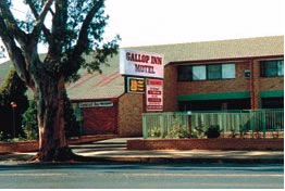 Gallop Motel - Accommodation Coffs Harbour