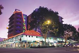 Darwin Central Hotel - Accommodation Coffs Harbour