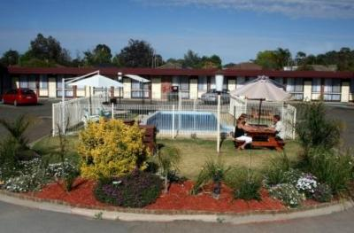 Big Valley Motor Inn - Accommodation Coffs Harbour