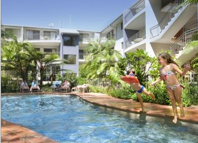 Flynns Beach Resort - Accommodation Coffs Harbour