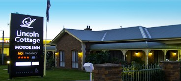 Lincoln Cottage Motor Inn - Accommodation Coffs Harbour