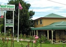 Rest Point Motel - Accommodation Coffs Harbour