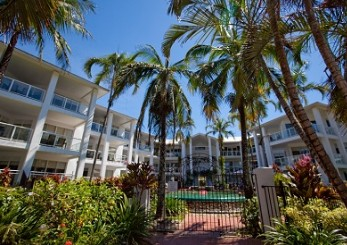 Port Douglas Beachfront Terraces - Accommodation Coffs Harbour