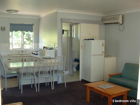 Bermuda Breezes Resort - Accommodation Coffs Harbour