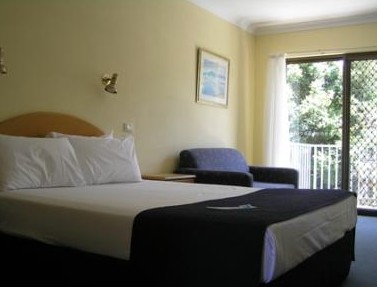 Best Western Macquarie Barracks Motor Inn - Accommodation Coffs Harbour