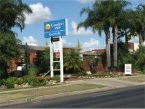 Comfort Inn Hallmark At Tamworth - Accommodation Coffs Harbour