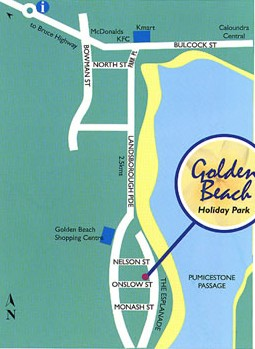 Golden Beach Holiday Park - Accommodation Coffs Harbour