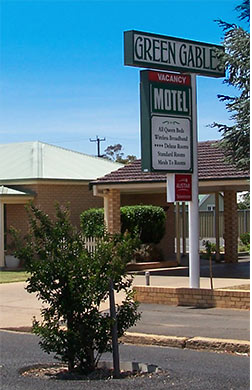 Green Gables Motel - Accommodation Coffs Harbour