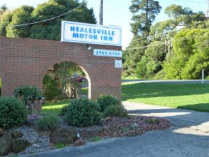 Healesville Motor Inn - Accommodation Coffs Harbour