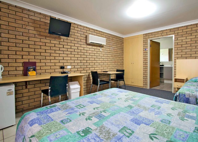 Sunray Motor Inn Toowoomba - Accommodation Coffs Harbour