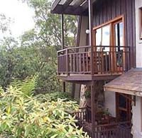 Studio Cottages Romantic Hideaway - Accommodation Coffs Harbour