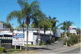 Nationwide Motel - Accommodation Coffs Harbour