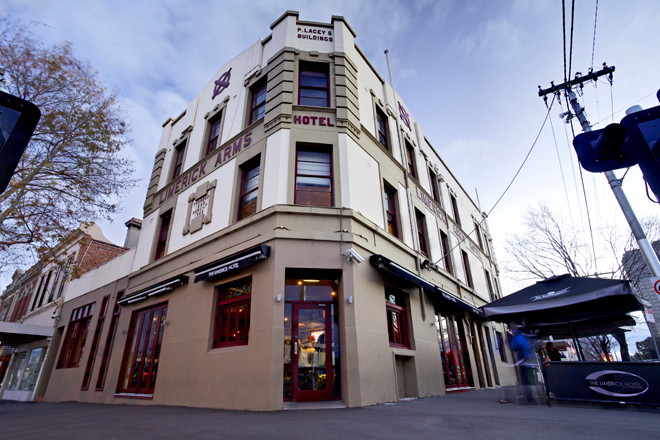 The Limerick Arms Hotel - Accommodation Coffs Harbour