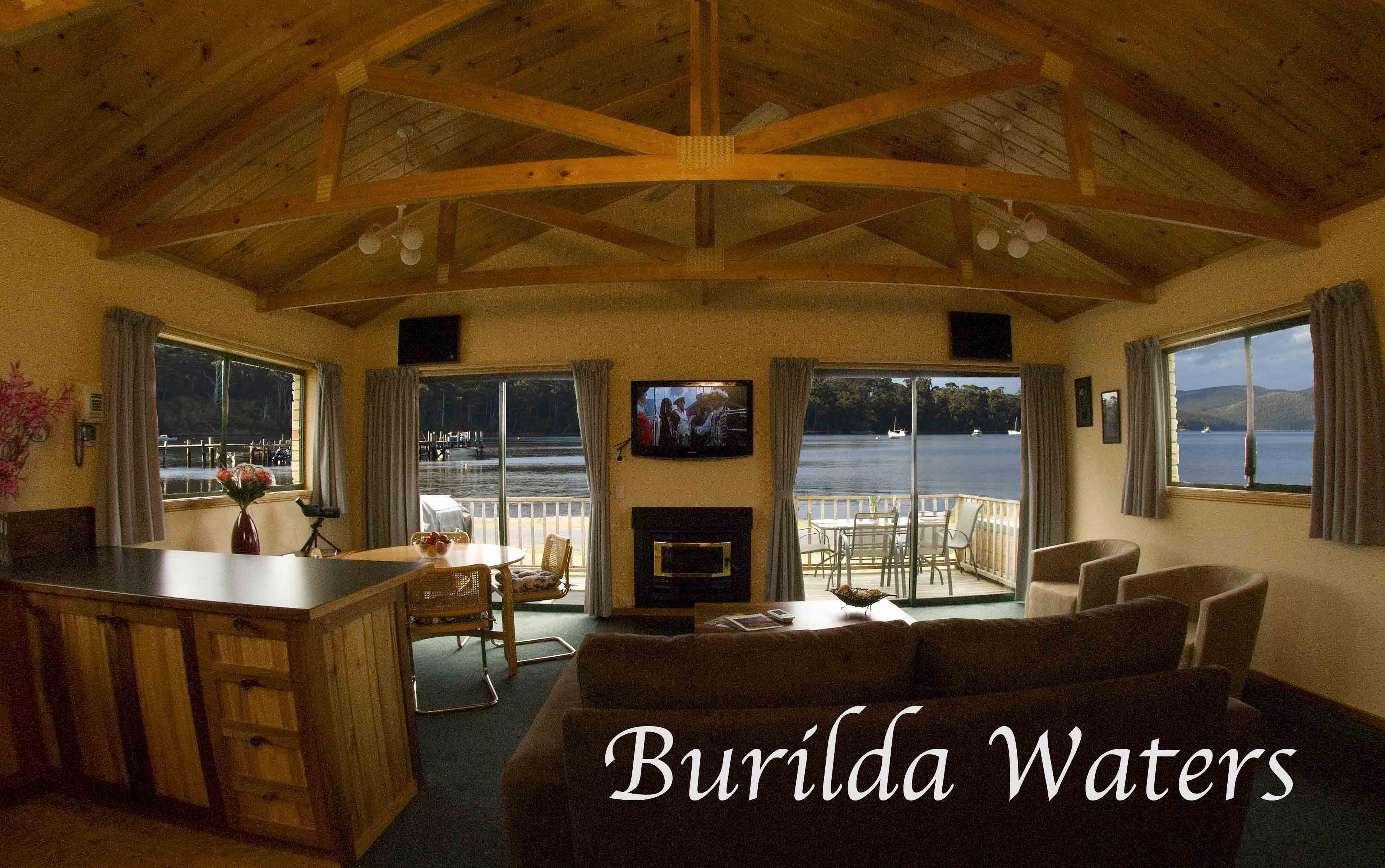Burilda Waters Port Arthur Waterfront Accommodation - Accommodation Coffs Harbour