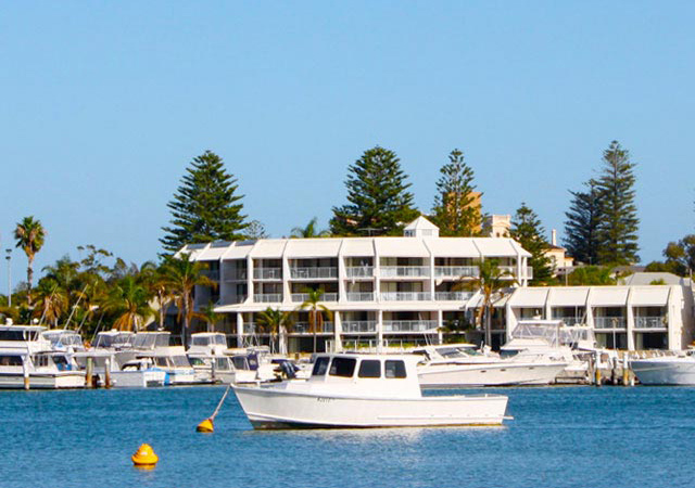 Pier 21 Apartment Hotel Fremantle - Accommodation Coffs Harbour