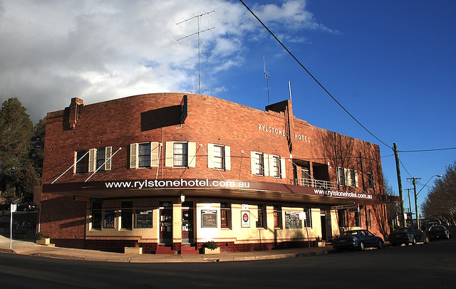 Rylstone Hotel - Accommodation Coffs Harbour