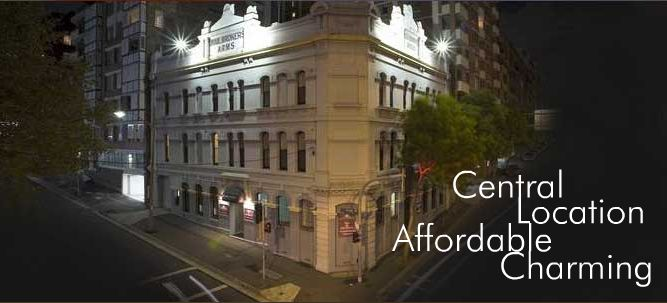 Woolbrokers Hotel - Accommodation Coffs Harbour