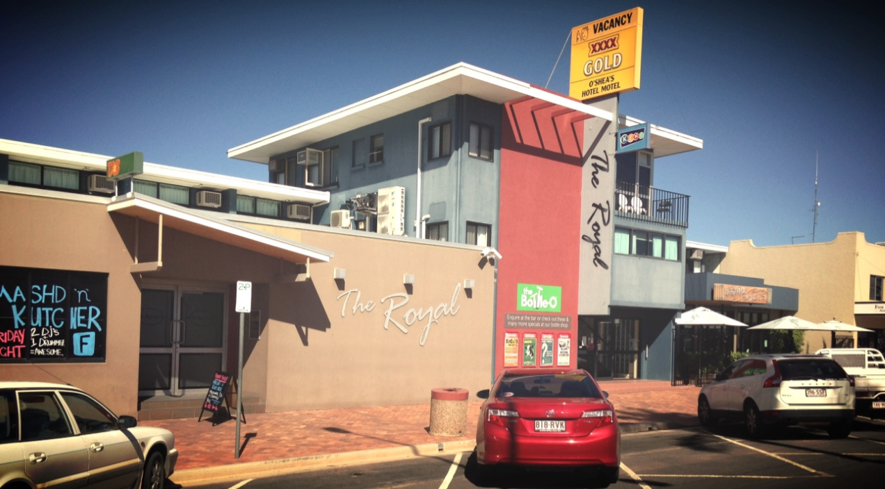 O'shea's Royal Hotel - Accommodation Coffs Harbour
