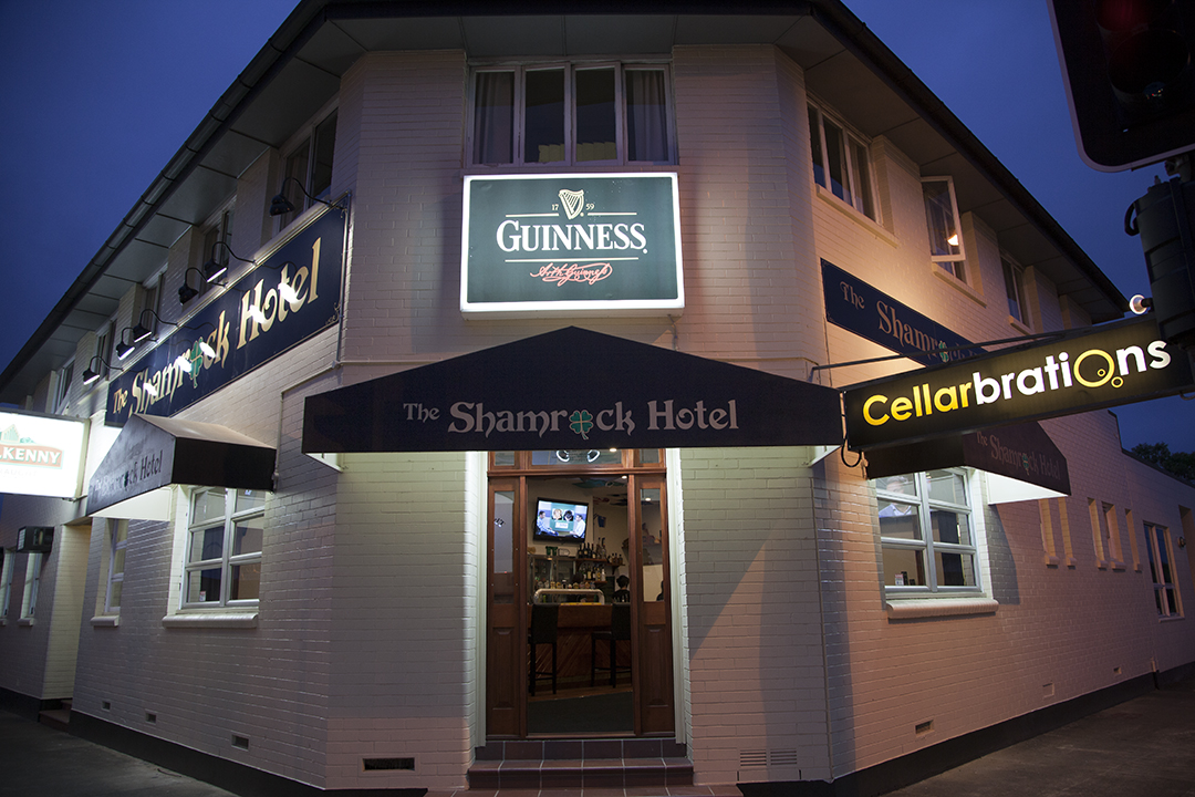 Shamrock Hotel - Accommodation Coffs Harbour