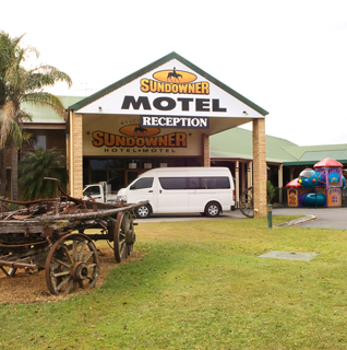 Sundowner Hotel - Accommodation Coffs Harbour