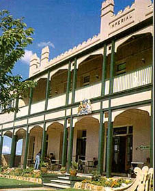 Imperial Hotel Mount Victoria - Accommodation Coffs Harbour