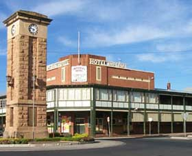 Imperial Hotel Coonabarabran - Accommodation Coffs Harbour