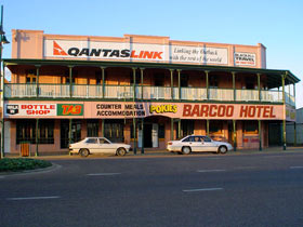 Barcoo Hotel - Accommodation Coffs Harbour