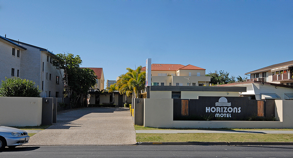Horizons Motel - Accommodation Coffs Harbour