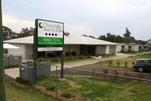 Chinchilla Motor Inn - Accommodation Coffs Harbour