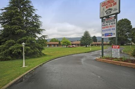Colonial Motor Inn - Lithgow - Accommodation Coffs Harbour