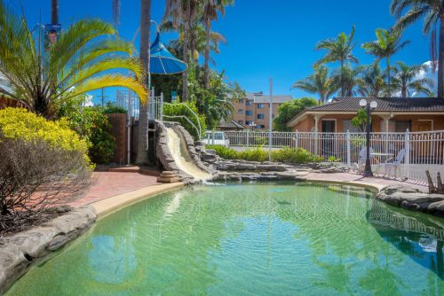 Sapphire Palms Motel - Accommodation Coffs Harbour