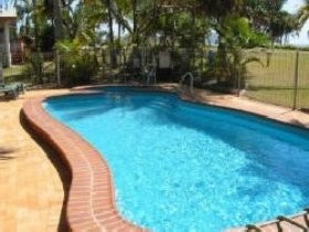 Kinka Palms Beach Front Apartments/Motel - Accommodation Coffs Harbour
